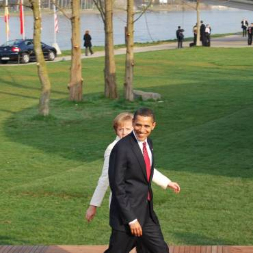 Nato-Gipfel in Straßburg (2009)